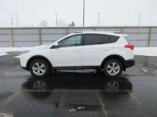 Used 2014 Toyota RAV4 XLE AWD for sale in Cayuga, ON
