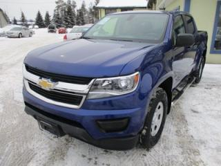 Used 2016 Chevrolet Colorado 'LIKE NEW' LT MODEL 5 PASSENGER 3.6L - V6.. 4X4.. CREW.. SHORTY.. AUX/USB INPUT.. FACTORY WARRANTY.. TOW SUPPORT.. for sale in Bradford, ON