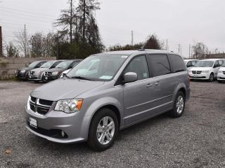 Used 2017 Dodge Grand Caravan Crew for sale in Concord, ON
