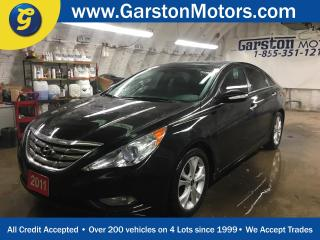 Used 2011 Hyundai Sonata LIMITED*LEATHER*POWER SUNROOF*HEATED FRONT AND REAR SEATS*PHONE CONNECT*DUAL ZONE CLIMATE CONTROL*CRUISE CONTROL*POWER DRIVER SEAT* for sale in Cambridge, ON