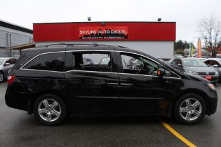 Used 2013 Honda Odyssey 5dr Touring Elite for sale in Surrey, BC