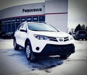 Used 2015 Toyota RAV4 LE FRONT WHEEL DRIVE for sale in Ottawa, ON