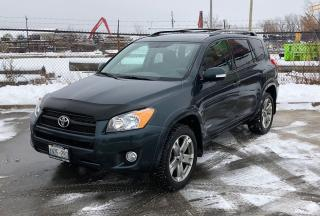Used 2010 Toyota RAV4 Sport for sale in Mississauga, ON