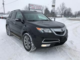 Used 2011 Acura MDX Elite Pkg for sale in Komoka, ON