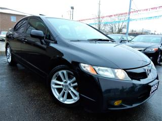 Used 2009 Honda Civic Si | 6 Speed MT | P.Sunroof | Super Clean for sale in Kitchener, ON