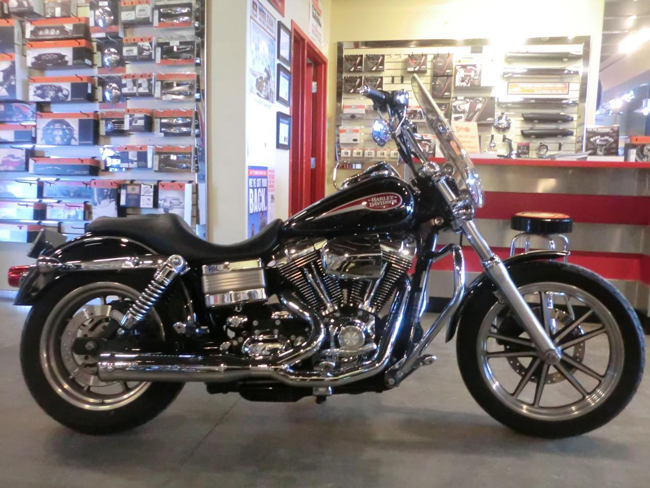 2007 Harley-Davidson Dyna FXDL Dyna Low Rider
