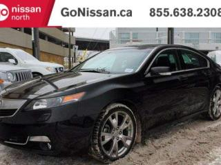 Used 2012 Acura TL Elite 4dr All-wheel Drive Sedan for sale in Edmonton, AB
