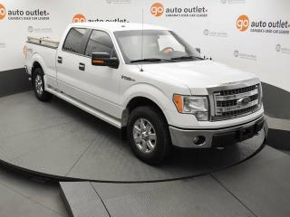 Used 2013 Ford F-150 XLT 4x4 SuperCrew Cab 6.5 ft. box 157 in. WB for sale in Red Deer, AB