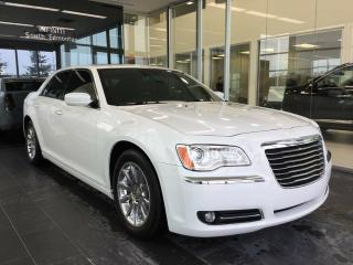 Used 2013 Chrysler 300 TOURING, HEATED LEATHER, LOW KM!! for sale in Edmonton, AB