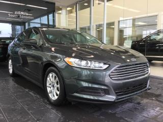 Used 2015 Ford Fusion S, LOCAL VEHICLE for sale in Edmonton, AB