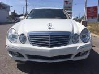 Used 2009 Mercedes-Benz E350 3.5L for sale in Scarborough, ON