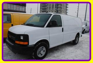 Used 2016 Chevrolet Express 2500 3/4 Ton Cargo Van, Fully Loaded, LOW KM! for sale in Woodbridge, ON