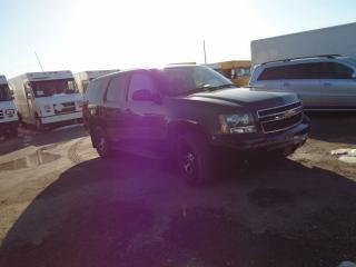 Used 2014 Chevrolet Tahoe Police Vehicle for sale in Mississauga, ON
