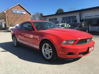 Used 2010 Ford Mustang V6 Coupe for sale in Waterdown, ON