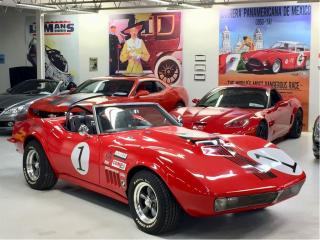 Used 1968 Chevrolet Corvette VINTAGE RACE CAR for sale in Paris, ON