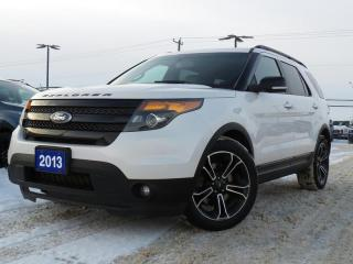 Used 2013 Ford Explorer SPORT 3.5L V6 for sale in Midland, ON