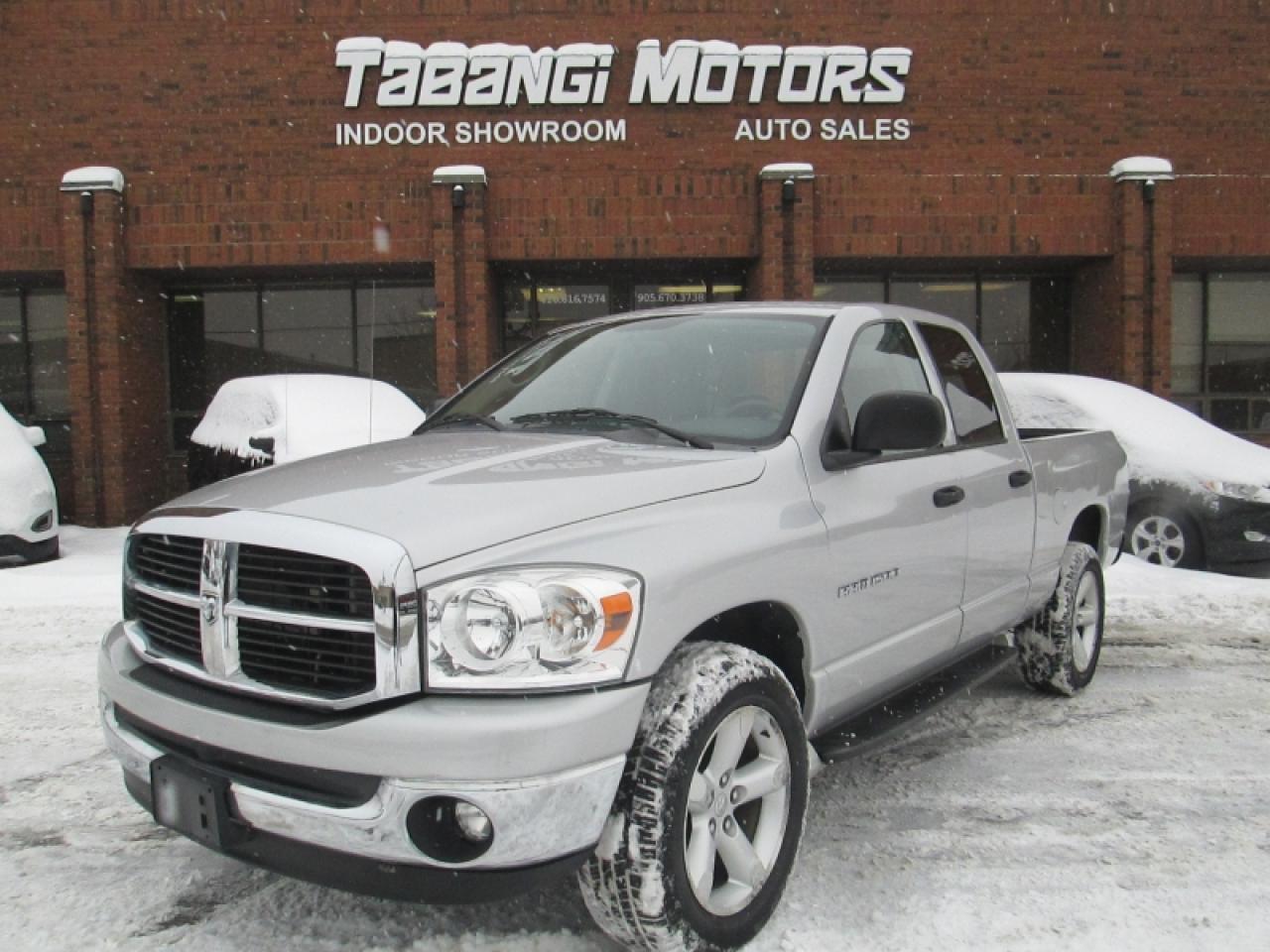 Photo of Silver 2007 Dodge Ram 1500