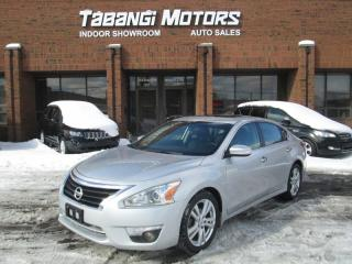 Used 2014 Nissan Altima NAVIGATION   LEATHER   SUNROOF   HEATED SEATS   CAMERA for sale in Mississauga, ON