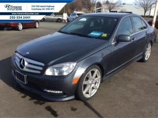 Used 2011 MERCEDES BENZ C-Class for sale in Courtenay, BC