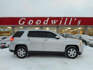 Used 2010 GMC Terrain SLE! POWER SEATS! BACKUP CAMERA! ALLOYS! for sale in Aylmer, ON