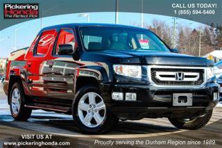 Used 2010 Honda Ridgeline EX-L NAVI for sale in Pickering, ON