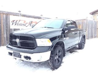 Used 2014 Dodge Ram 1500 Outdoorsman for sale in Stittsville, ON