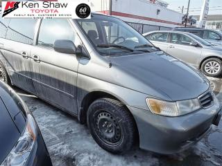 Used 2002 Honda Odyssey EX for sale in Toronto, ON