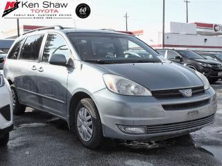 Used 2005 Toyota Sienna LE 7 PASSENGER for sale in Toronto, ON