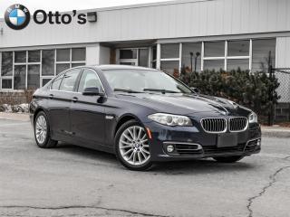 Used 2014 BMW 528 i xDrive for sale in Ottawa, ON