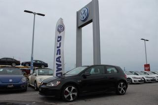 Used 2015 Volkswagen Golf GTI 3-Door for sale in Whitby, ON