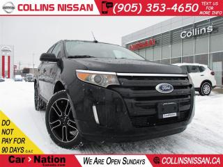 Used 2014 Ford Edge SEL | NAVI | ALLOYS | BACK UP CAMERA | for sale in St Catharines, ON