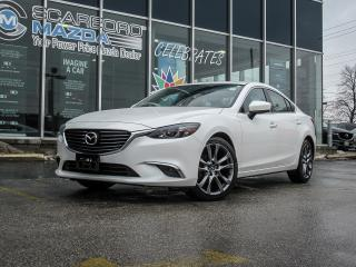 Used 2017 Mazda MAZDA6 GT/ NAVIGATION/ LEATHER... for sale in Scarborough, ON