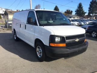 Used 2007 Chevrolet Express Cargo Van RWD 1500 135 for sale in Coquitlam, BC