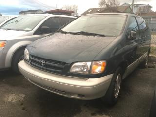 Used 1998 Toyota Sienna 5dr LE for sale in Surrey, BC