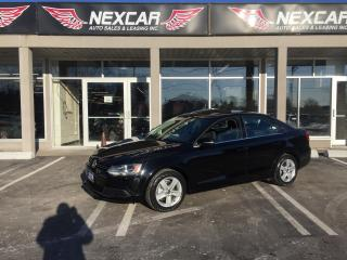 Used 2014 Volkswagen Jetta 1.8 TSI COMFORTLINE 5 SPEED A/C SUNROOF 72K for sale in North York, ON
