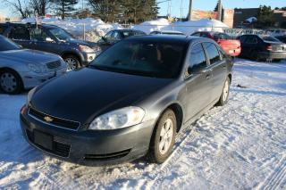 Used 2010 Chevrolet Impala LT for sale in Ottawa, ON