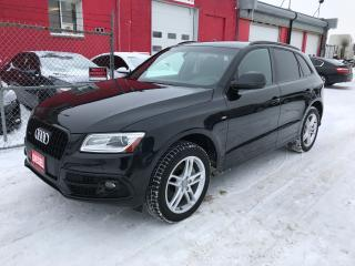 Used 2015 Audi Q5 3.0L TDI Technik for sale in Brampton, ON