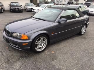 Used 2001 BMW 330Ci Coquitlam for sale in Langley, BC