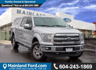 Used 2016 Ford F-150 Lariat ACCIDENT FREE, LOW KMS, BC LOCAL for sale in Surrey, BC