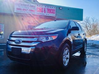 Used 2014 Ford Edge SE COMING SOON! CALL FOR DETAILS! for sale in Bolton, ON