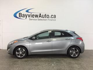 Used 2016 Hyundai Elantra GT- 6 SPD|PANOROOF|HTD STS|BLUETOOTH|CRUISE! for sale in Belleville, ON