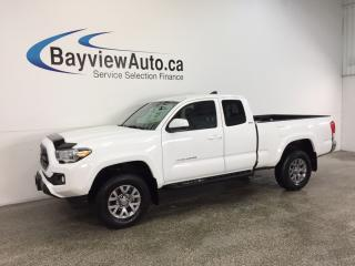 Used 2016 Toyota Tacoma SR5- 4x4|AUTO|ALLOYS|A/C|REV CAM|BLUETOOTH|CRUISE! for sale in Belleville, ON