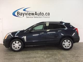 Used 2014 Cadillac SRX - 3.6L|PUSH BTN STRT|HTD LTHR|BOSE|ON STAR|LOW KM! for sale in Belleville, ON
