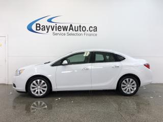 Used 2014 Buick Verano - ALLOYS|A/C|BLUETOOTH|ON STAR|CRUISE|LOW KM! for sale in Belleville, ON