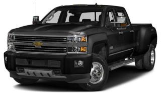 New 2018 Chevrolet Silverado 3500HD High Country for sale in Port Coquitlam, BC