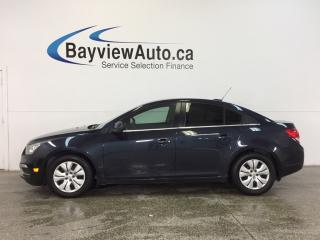 Used 2016 Chevrolet Cruze - TURBO|REM STRT|A/C|BLUETOOTH|ON STAR|CRUISE! for sale in Belleville, ON