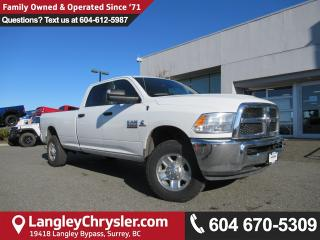 Used 2017 Dodge Ram 3500 SLT <B>*ParkView  Backup Camera*Bluetooth*<B> for sale in Surrey, BC