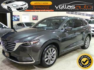 Used 2018 Mazda CX-9 SIGNATURE| AWD| 3,253KM for sale in Woodbridge, ON