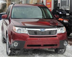 Used 2010 Subaru Forester X Limited for sale in Etobicoke, ON