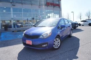 Used 2013 Kia Rio LX Plus at for sale in Pickering, ON